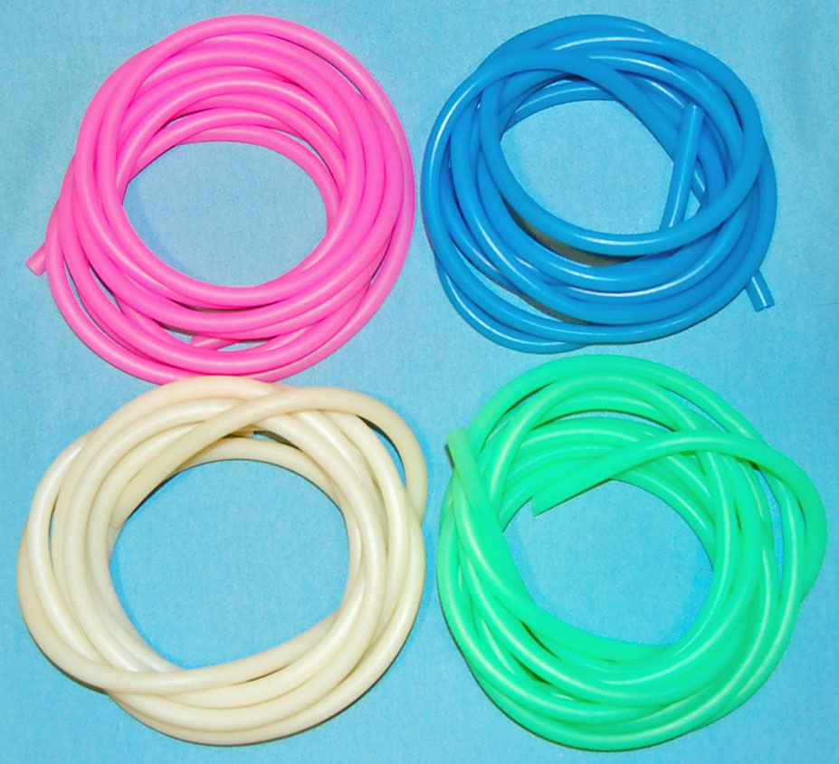 pink green blue white 5mmid, Reel Combo